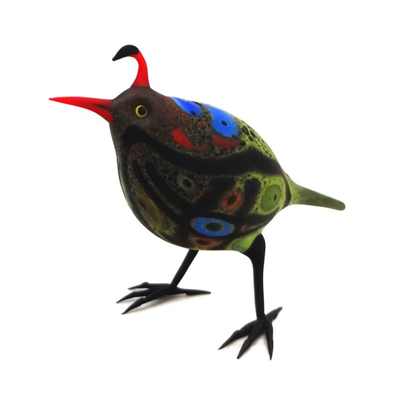 Red-Headed, Tropical Heron