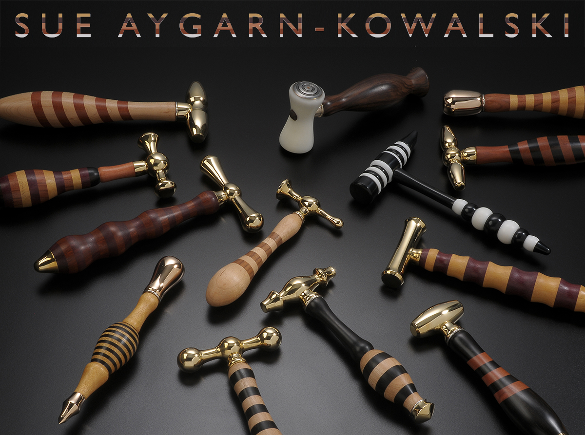 Sue Aygarn-Kowalski, Striking Tools