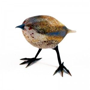 Shane Fero, Abstracted, Blue Ridge Finch