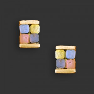 Jose Marin, Titanium Series Earrings #003