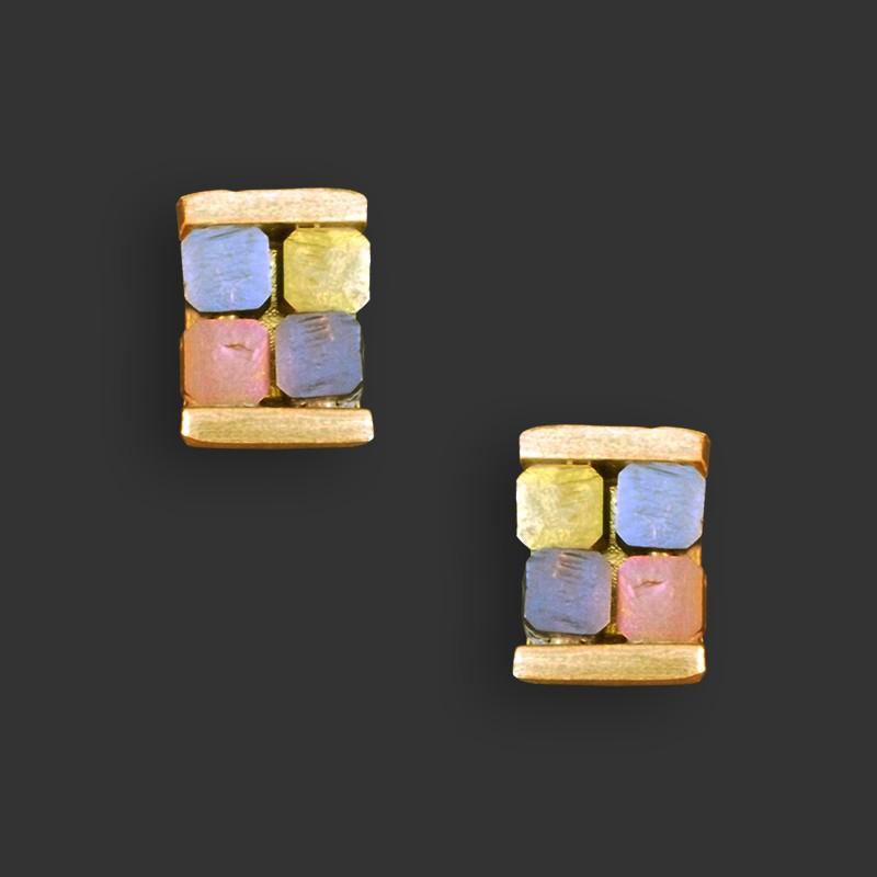 Titanium Series Earrings #003