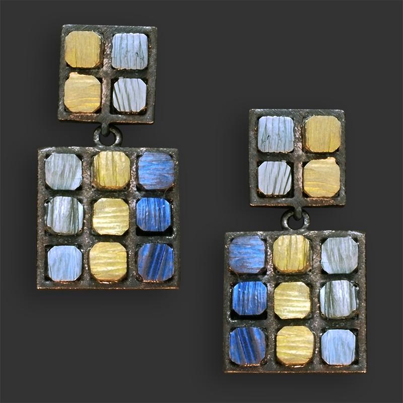 Titanium Series Earrings #P015
