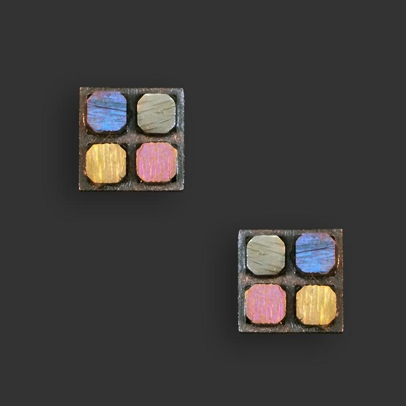 Titanium Series Earrings #P016