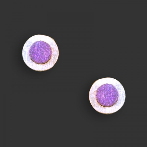 Jose Marin, Titanium Series Earrings #P044