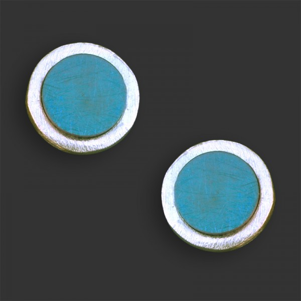 Jose Marin, Titanium Series Earrings #P045