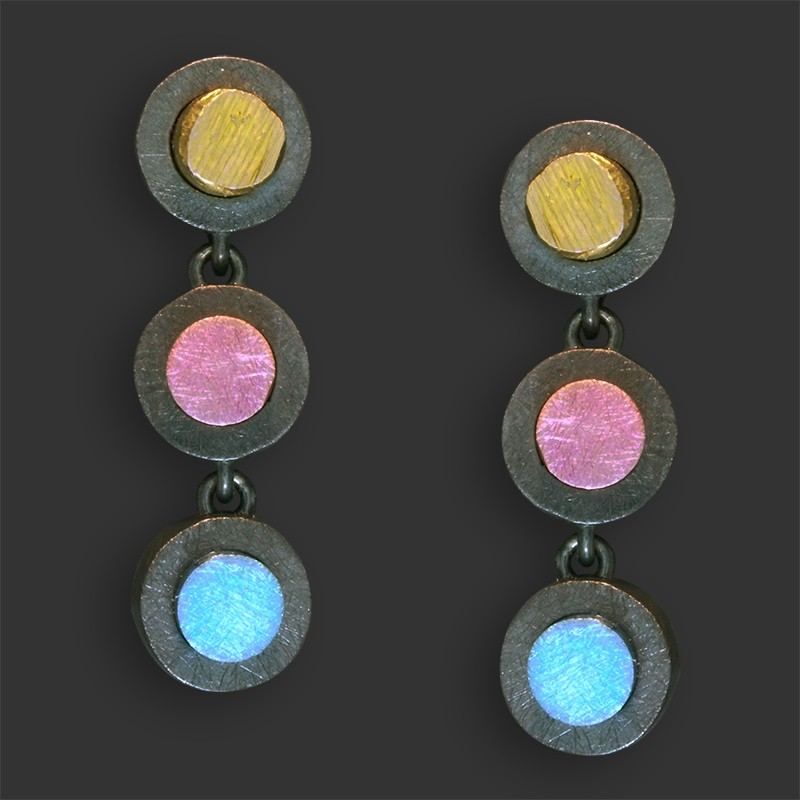 Titanium Series Earrings #P046