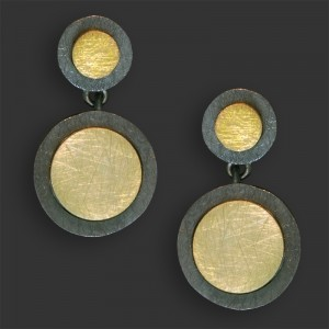 Jose Marin, Titanium Series Earrings #P047