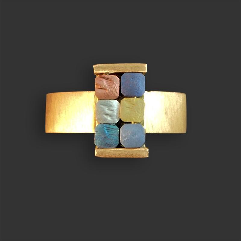 Titanium Series Ring #005