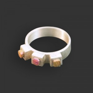 Jose Marin, Titanium Series Ring #P039