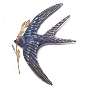 Marilyn da Silva, Nesting Swallow