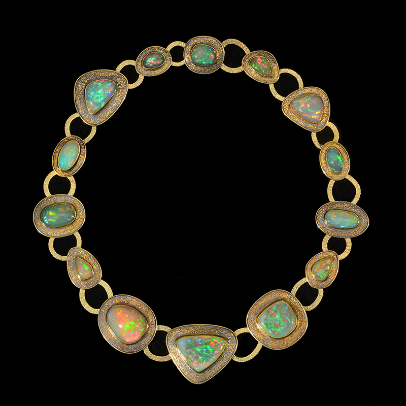 Elizabeth McDevitt, Necklace