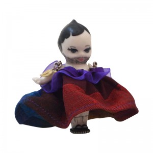 Melinda Risk, Bearded Lady Kewpie