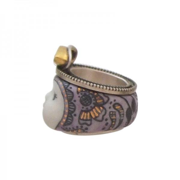 Mystic/Fortune Teller Kewpie Ring
