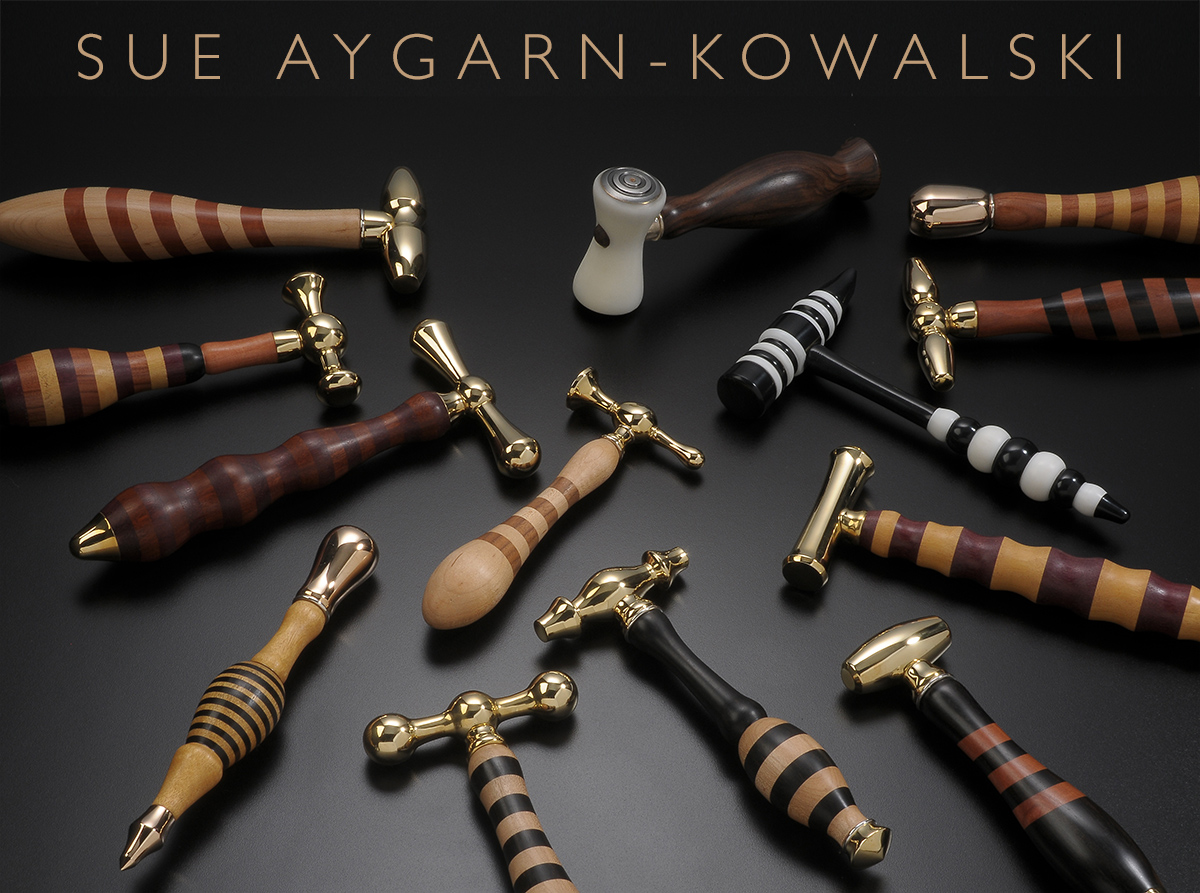 Sue Aygarn-Kowalski: Striking Tools