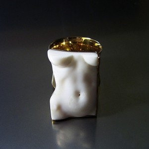 Shinji Nakaba, Cut Torso Ring