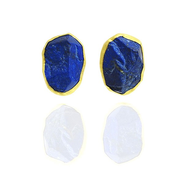 jewelry earrings lapis blue il etsy market lazuli