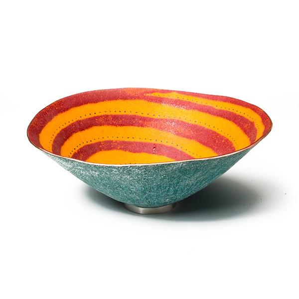 Dehli Spiral Bowl: Chili