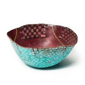 Sarah Perkins, Woven Bowl II