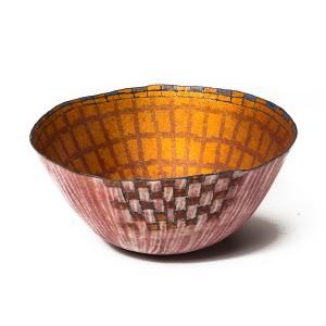 Sarah Perkins, Woven Bowl I