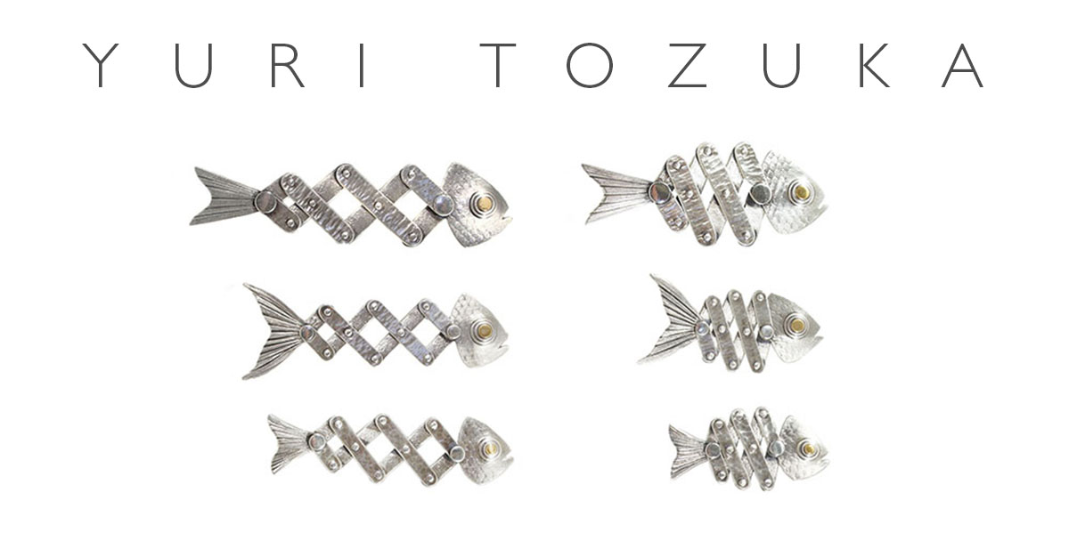 Yuri Tozuka, Fish Earrings