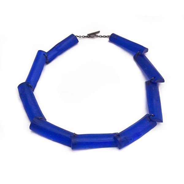 Yoko Shimizu, Split Logs Necklace