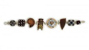 Denise Barr Cicada Tithonus Bracelet