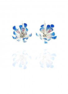 Yuri Tozuka - Flower Earrings