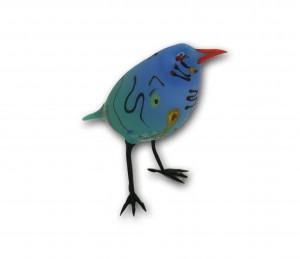 Shane Fero_ 5. Blue & Jade Miro Bird