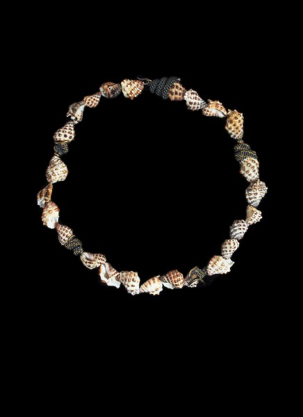 Hanne Behrens Round Shell Necklace