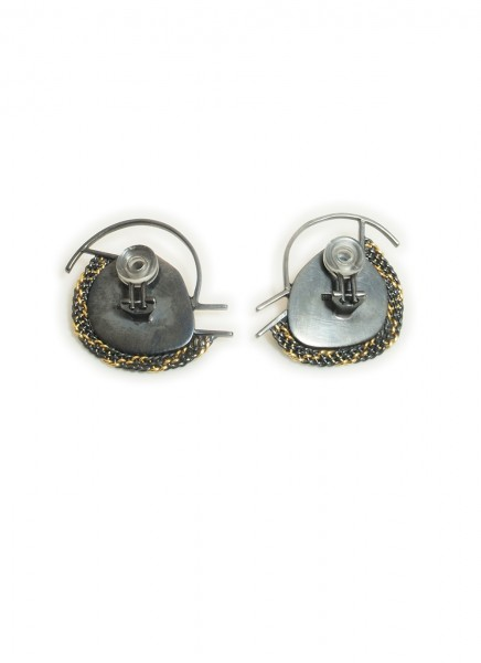 Hanne Behrens Shell 4 Earrings