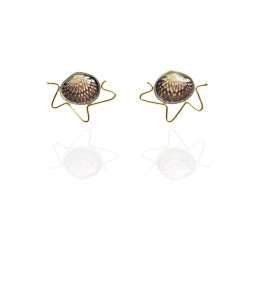 Hanne Behrens Shell 6 Earrings