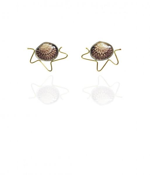 Hanne Behrens Shell 6 Earrings
