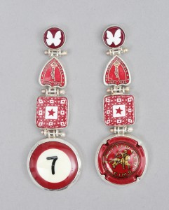 BarrD_Earrings_LibertyTurnedUpsideDown
