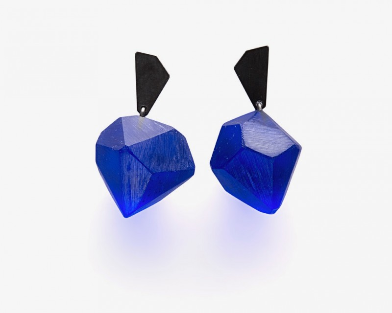 ShimizuY_Blue_Earrings