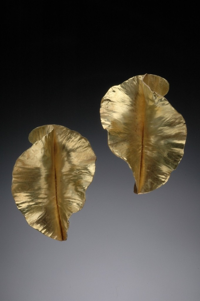Gold Leaves New