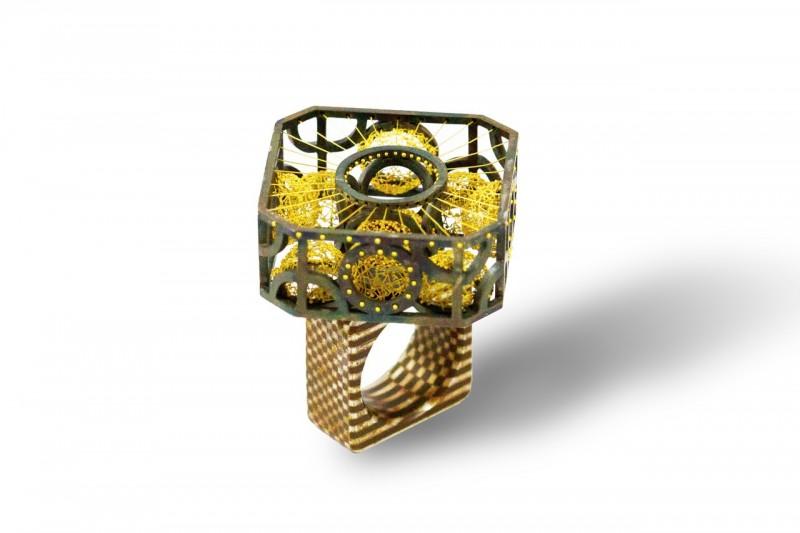 Arata Fuchi Ring Ripple-JPG