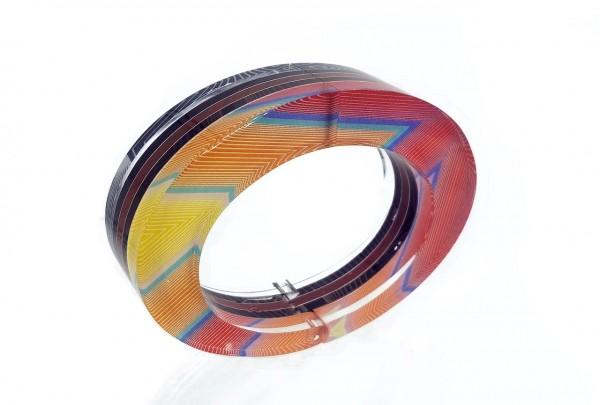 Classic hinge bracelet side 1