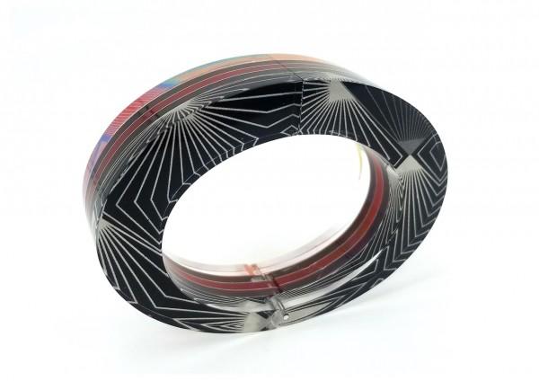 Classic hinge bracelet side 2