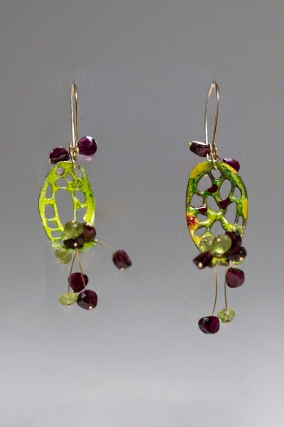 Nora Green Earrings