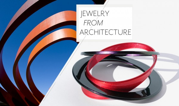 Jewelry from Architecture
