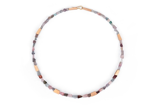 Red rocks necklace.2