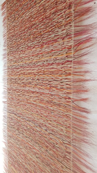 Marianne Kemp - Vibrations - tapestry