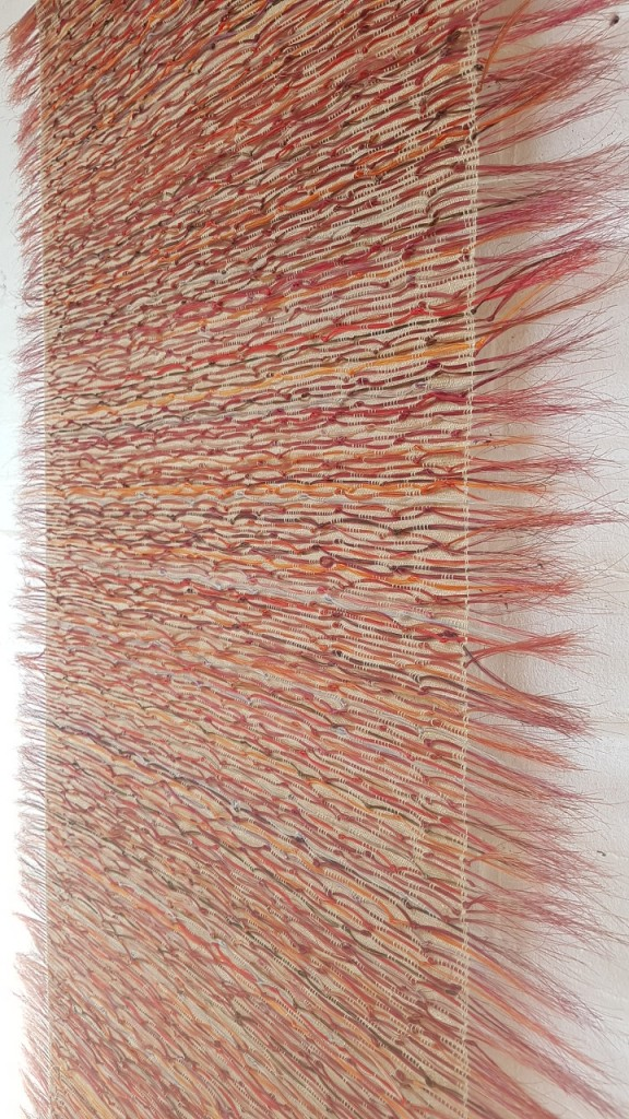 Marianne Kemp – Vibrations – tapestry