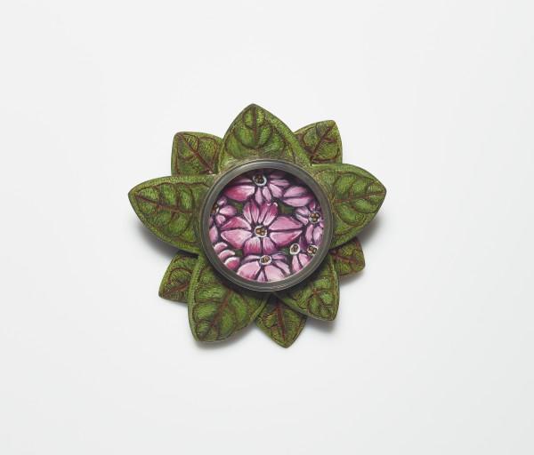 M da Silva_ African Violet brooch pink_ email-011