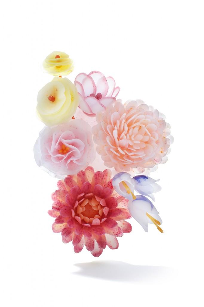 Spiced Flower-garden